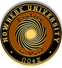 Nowhere University Seal